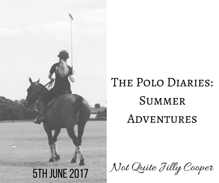 The Polo Diaries: 5th June2017